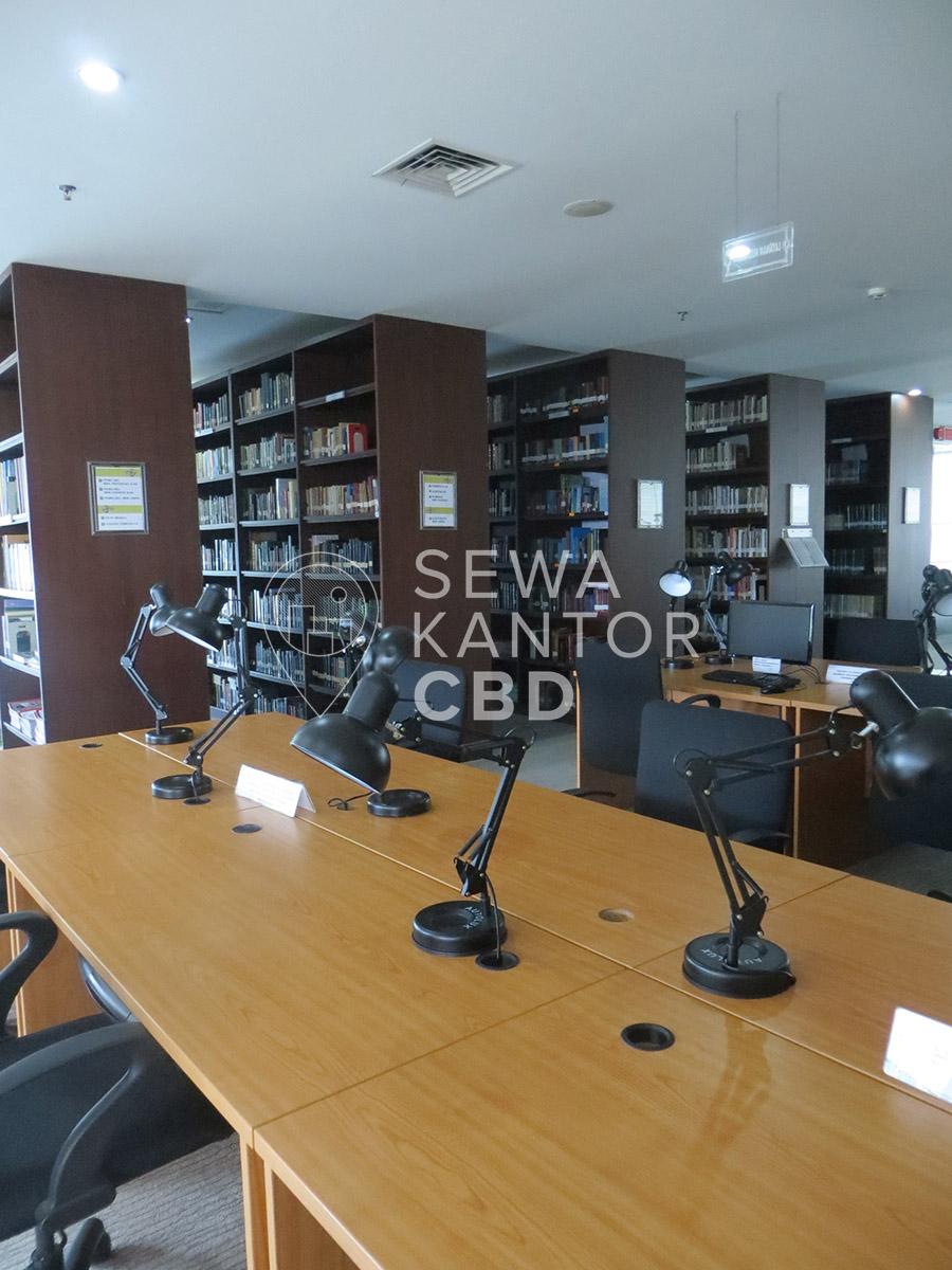 Sewa Kantor Gedung Lembaga Alkitab Indonesia (Bible Center) Jakarta Pusat Senen  Jakarta Interior 4