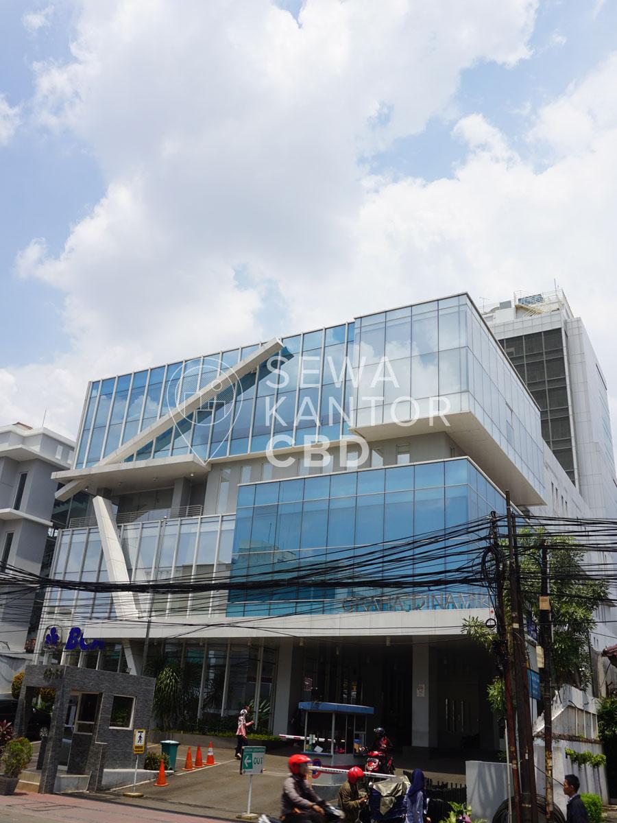 Sewa Kantor Gedung Graha Dinamika Jakarta Pusat Gambir  Jakarta Exterior 0