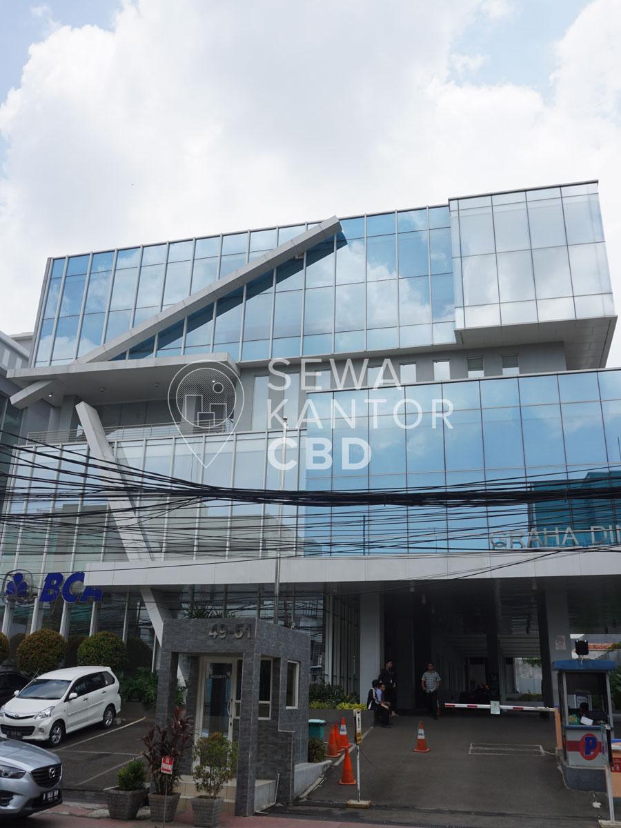 Sewa Kantor Gedung Graha Dinamika Jakarta Pusat Gambir  Jakarta Exterior 2
