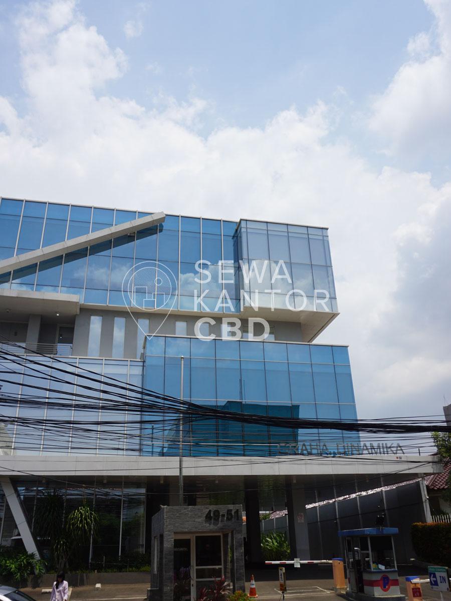 Sewa Kantor Gedung Graha Dinamika Jakarta Pusat Gambir  Jakarta Exterior 1