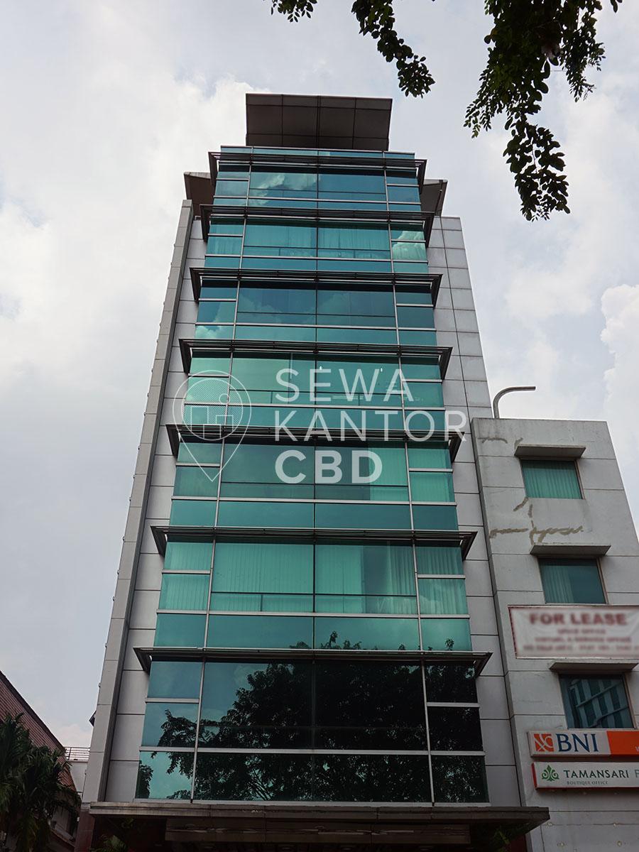 Sewa Kantor Gedung Gedung E-Trade Jakarta Pusat Menteng  Jakarta Exterior 0