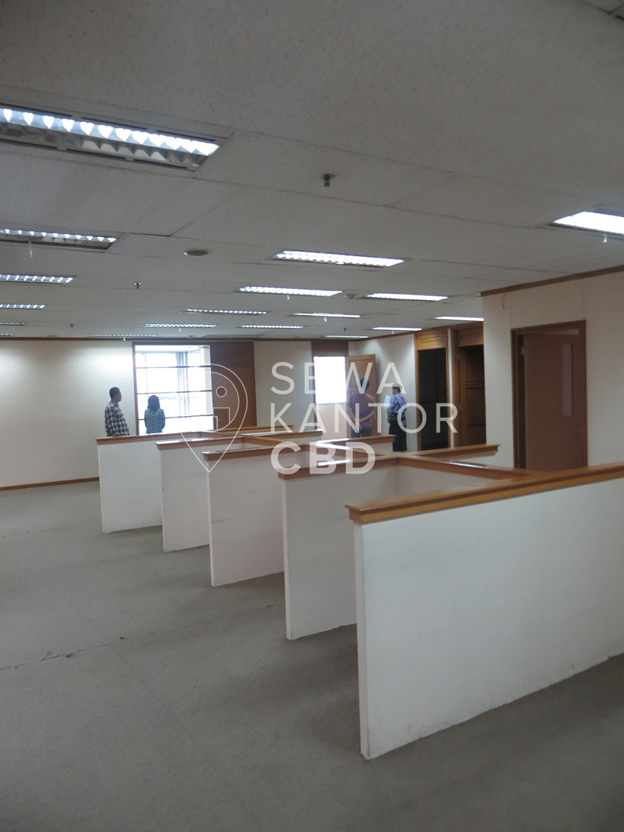 Sewa Kantor Gedung Gedung E-Trade Jakarta Pusat Menteng  Jakarta Interior 3