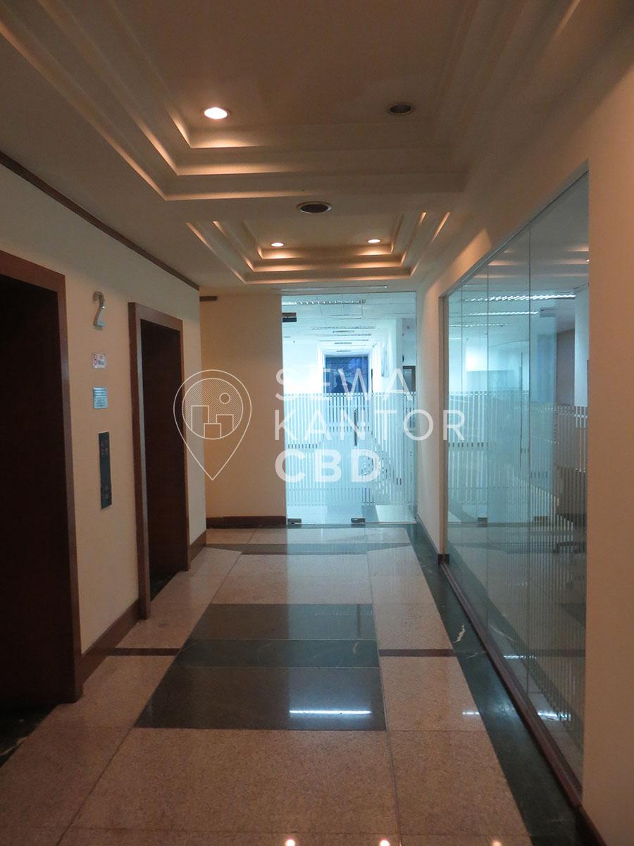 Sewa Kantor Gedung Gedung E-Trade Jakarta Pusat Menteng  Jakarta Interior 4
