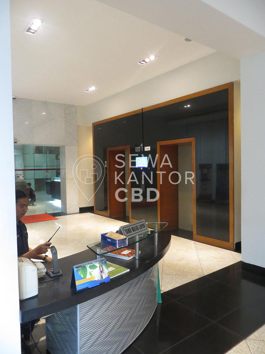 Sewa Kantor Gedung Gedung E-Trade Jakarta Pusat Menteng  Jakarta Interior 2
