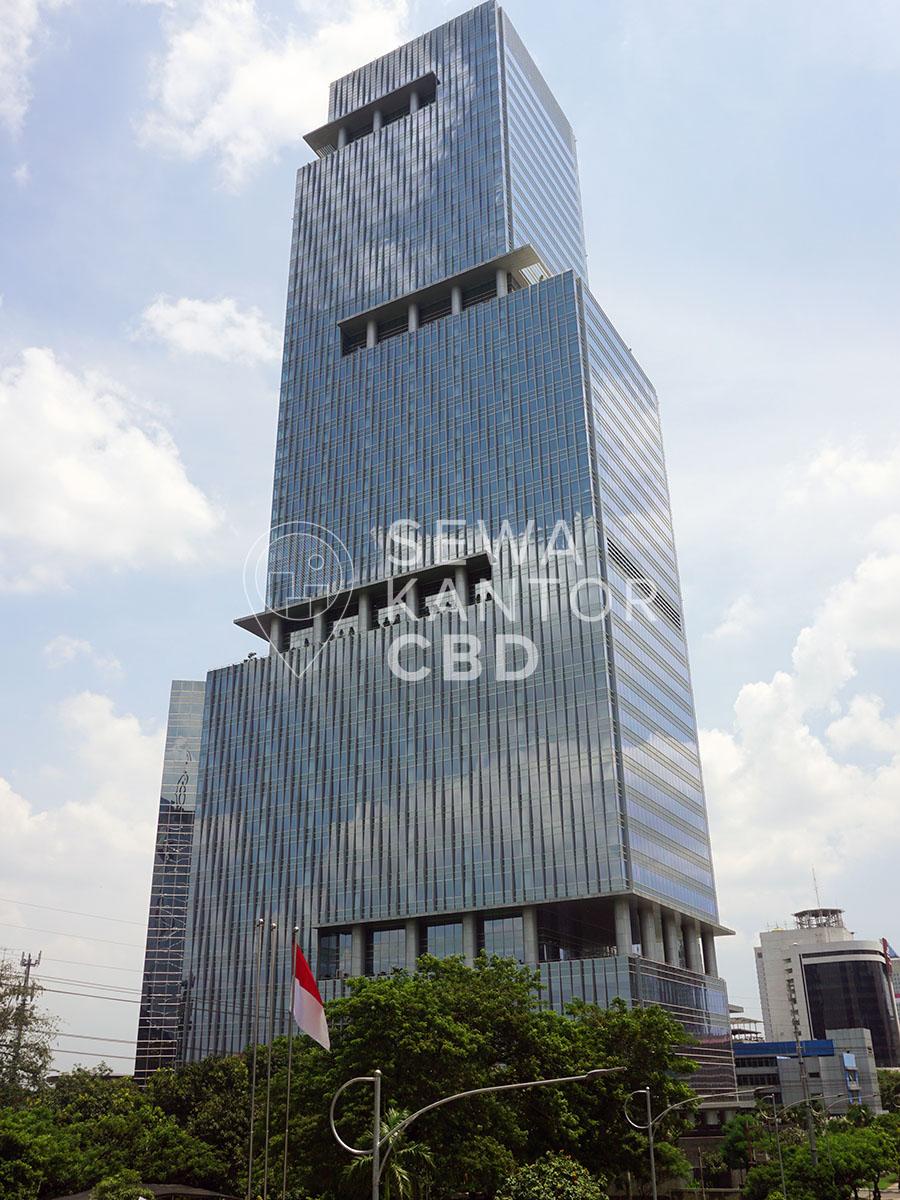 Sewa Kantor Gedung Capital Place Jakarta Selatan Setiabudi Gatot Subroto Jakarta Exterior 0