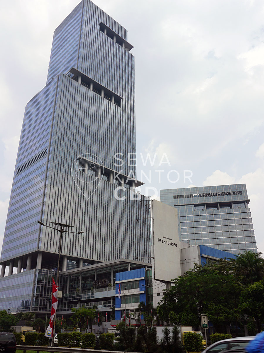 Sewa Kantor Gedung Capital Place Jakarta Selatan Setiabudi Gatot Subroto Jakarta Exterior 3