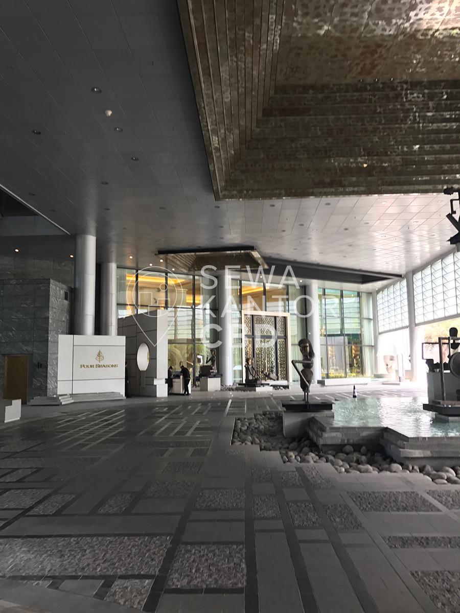 Sewa Kantor Gedung Capital Place Jakarta Selatan Setiabudi Gatot Subroto Jakarta Interior 28