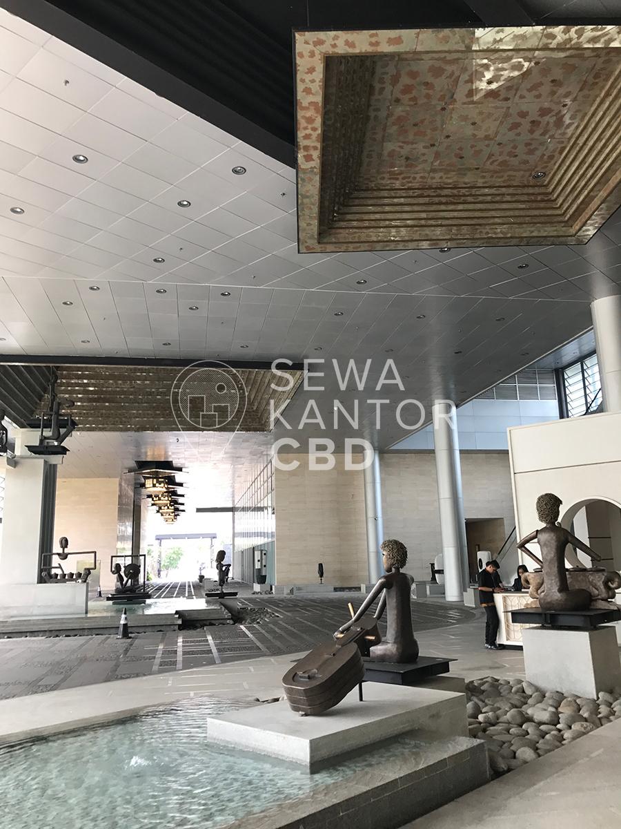 Sewa Kantor Gedung Capital Place Jakarta Selatan Setiabudi Gatot Subroto Jakarta Interior 25