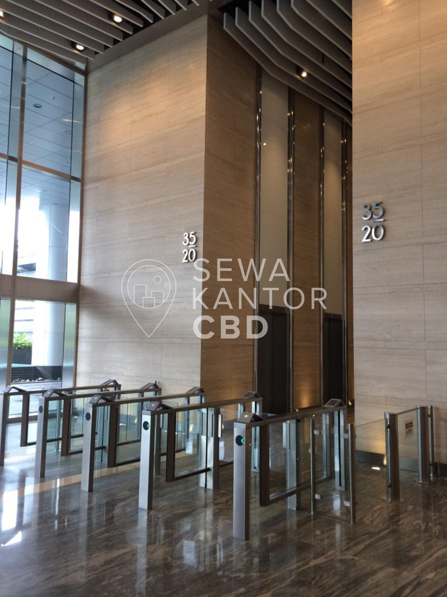 Sewa Kantor Gedung Capital Place Jakarta Selatan Setiabudi Gatot Subroto Jakarta Interior 11