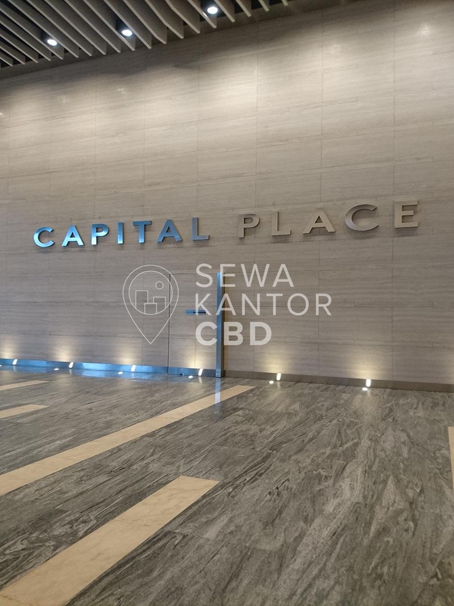 Sewa Kantor Gedung Capital Place Jakarta Selatan Setiabudi Gatot Subroto Jakarta Interior 1