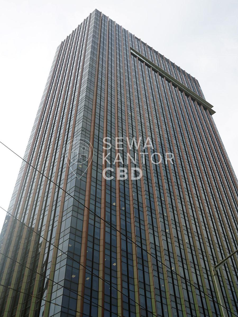 Sewa Kantor Gedung Alamanda Tower Jakarta Selatan  TB Simatupang Jakarta Exterior 5