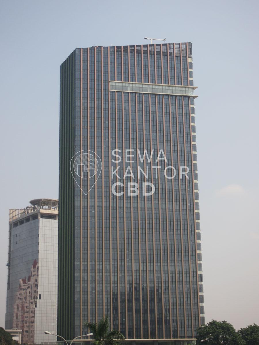 Sewa Kantor Gedung Alamanda Tower Jakarta Selatan  TB Simatupang Jakarta Exterior 2