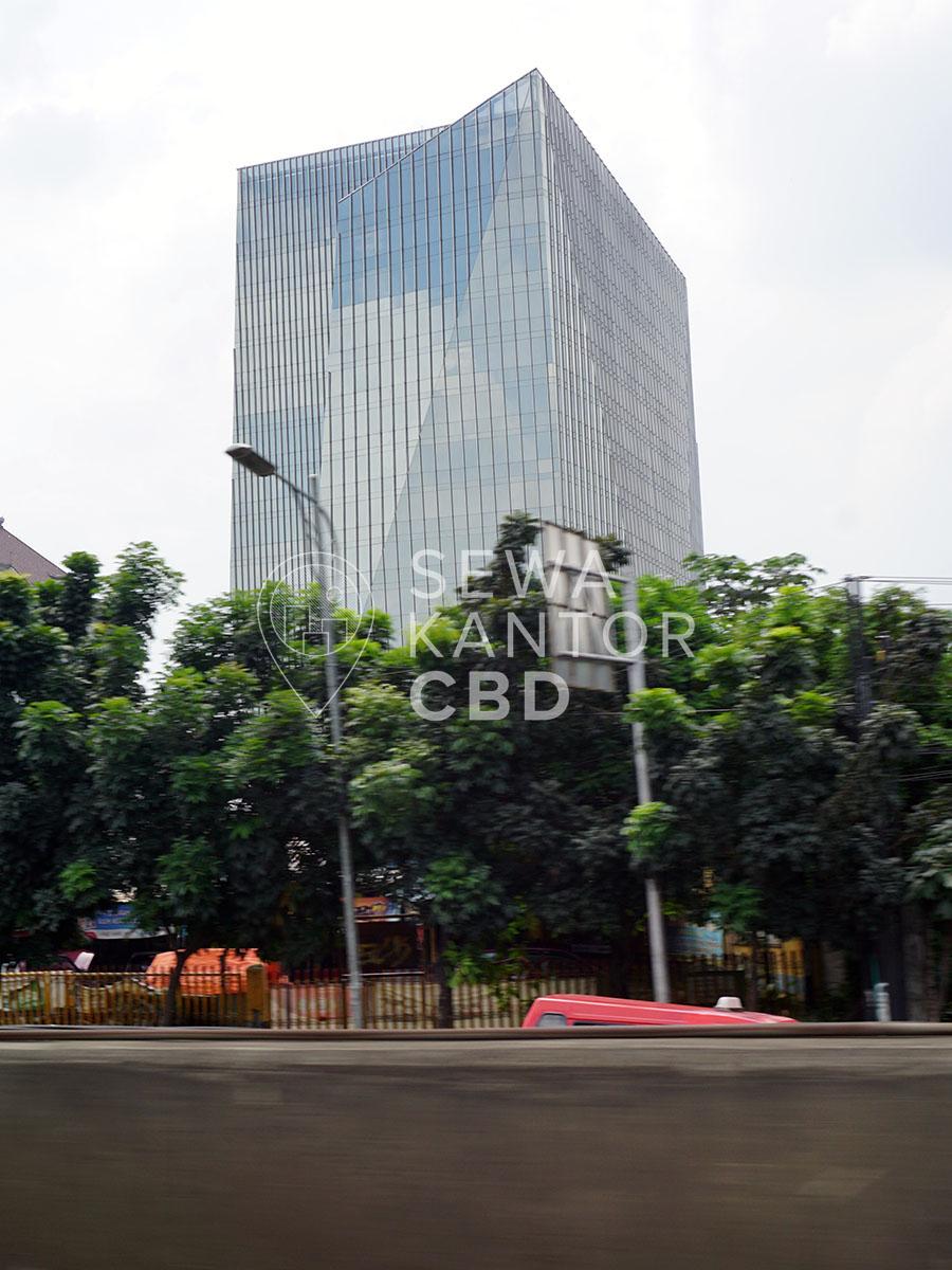 Sewa Kantor Gedung Antam Tower B Jakarta Selatan Jagakarsa TB Simatupang Jakarta Exterior 3
