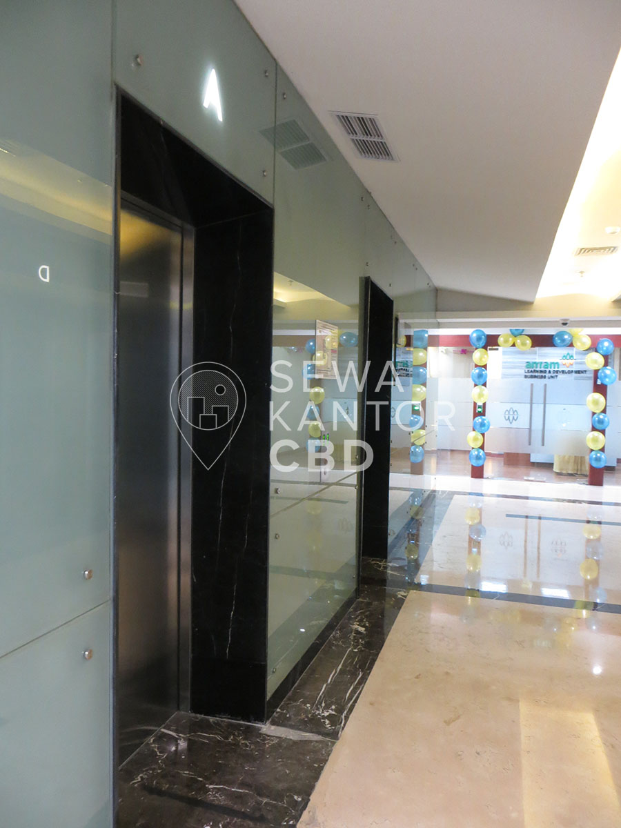 Sewa Kantor Gedung Antam Tower B Jakarta Selatan Jagakarsa TB Simatupang Jakarta Interior 13