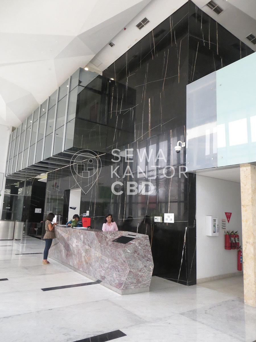 Sewa Kantor Gedung Antam Tower B Jakarta Selatan Jagakarsa TB Simatupang Jakarta Interior 1