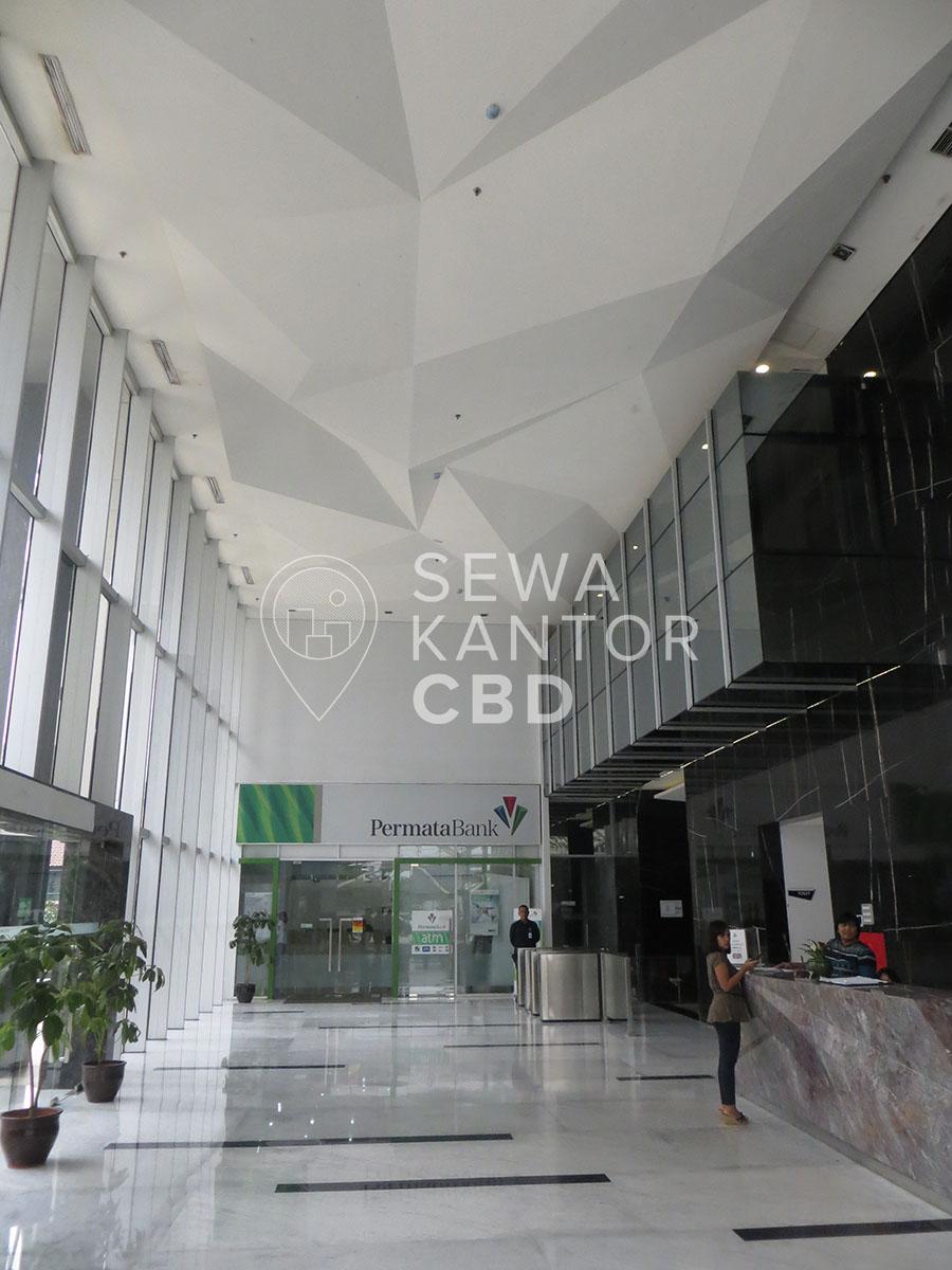 Sewa Kantor Gedung Antam Tower B Jakarta Selatan Jagakarsa TB Simatupang Jakarta Interior 6