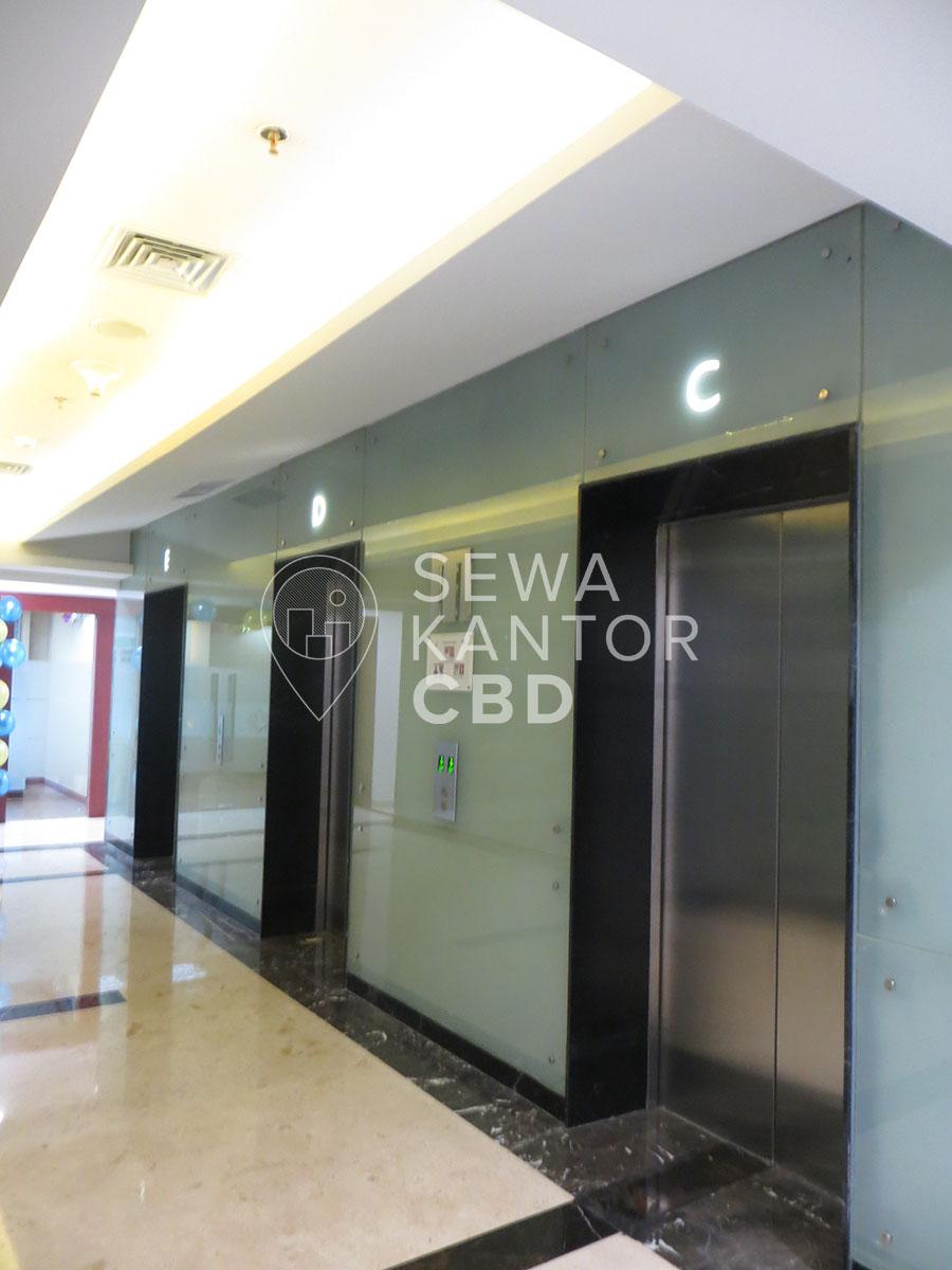 Sewa Kantor Gedung Antam Tower B Jakarta Selatan Jagakarsa TB Simatupang Jakarta Interior