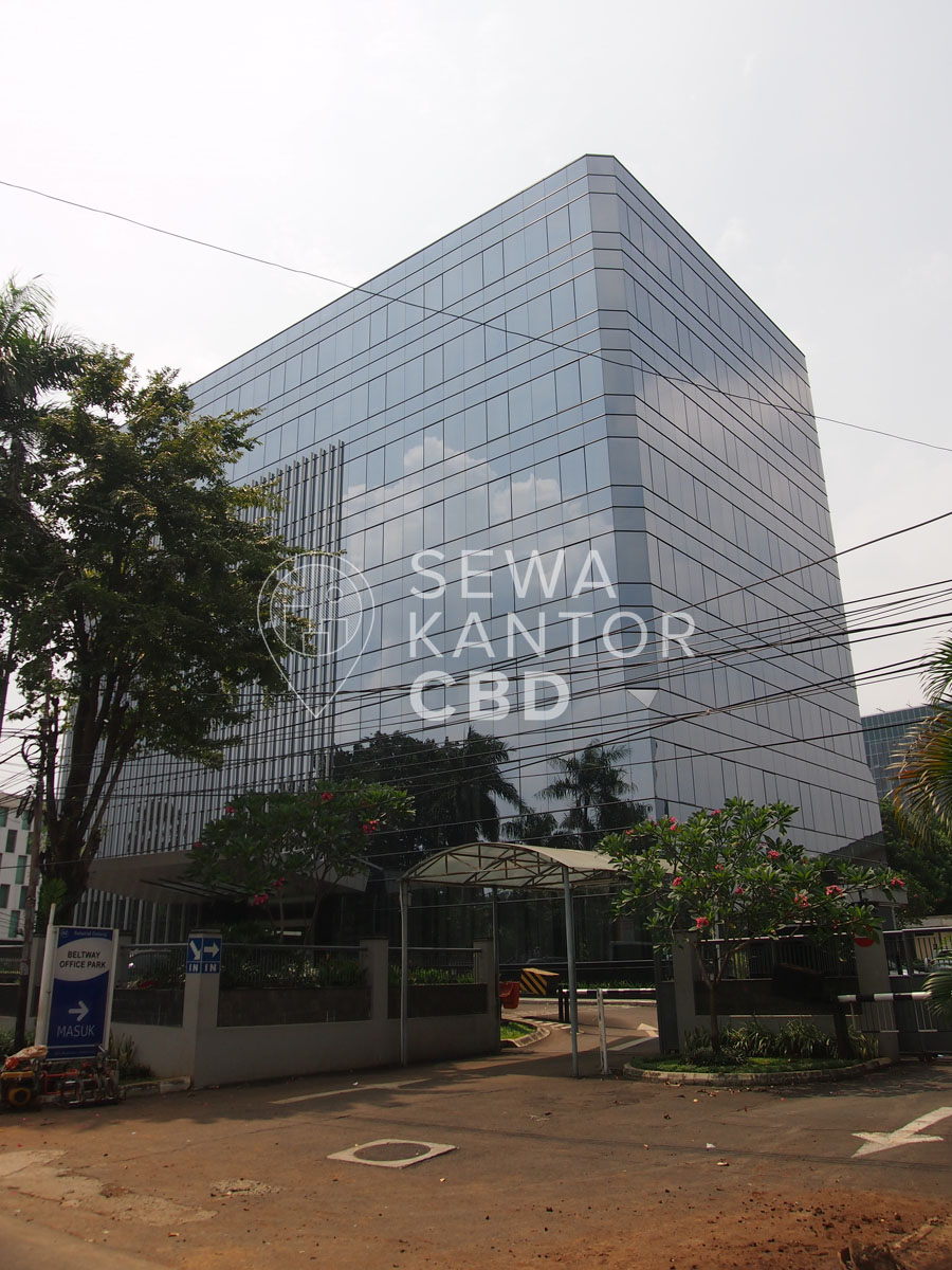 Sewa Kantor Gedung Beltway Office Park Tower B Jakarta Selatan Pasar Minggu TB Simatupang Jakarta Exterior 1