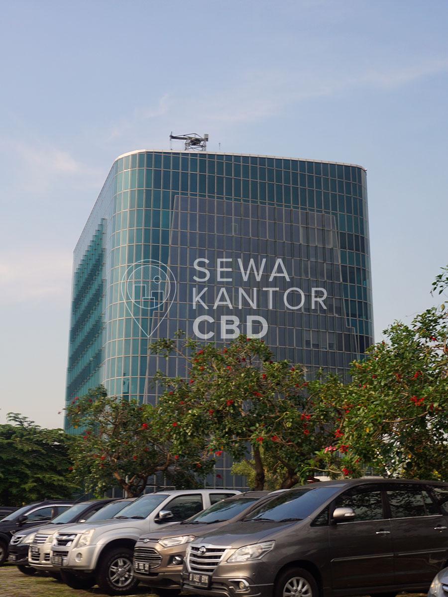 Sewa Kantor Gedung Beltway Office Park Tower C Jakarta Selatan Pasar Minggu TB Simatupang Jakarta Exterior 3