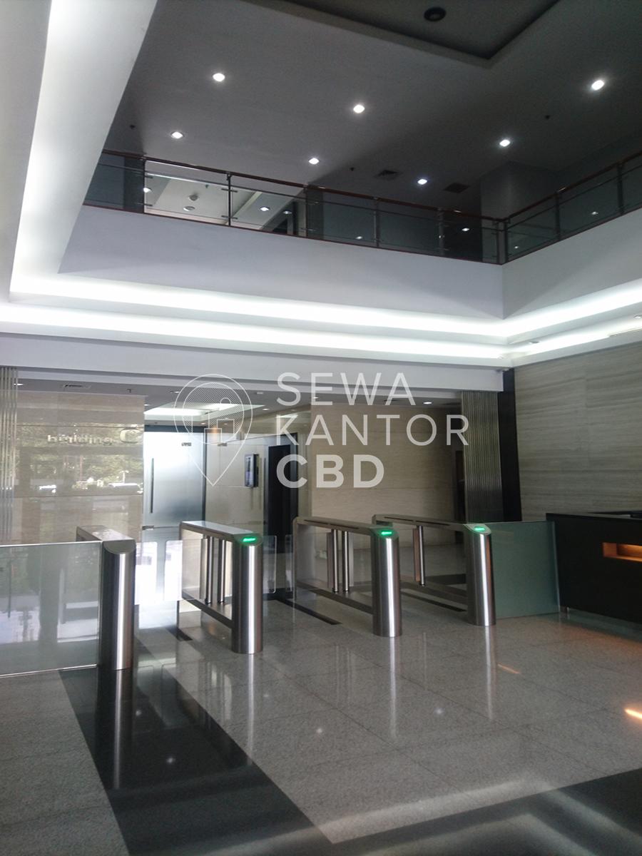 Sewa Kantor Gedung Beltway Office Park Tower C Jakarta Selatan Pasar Minggu TB Simatupang Jakarta Interior 4