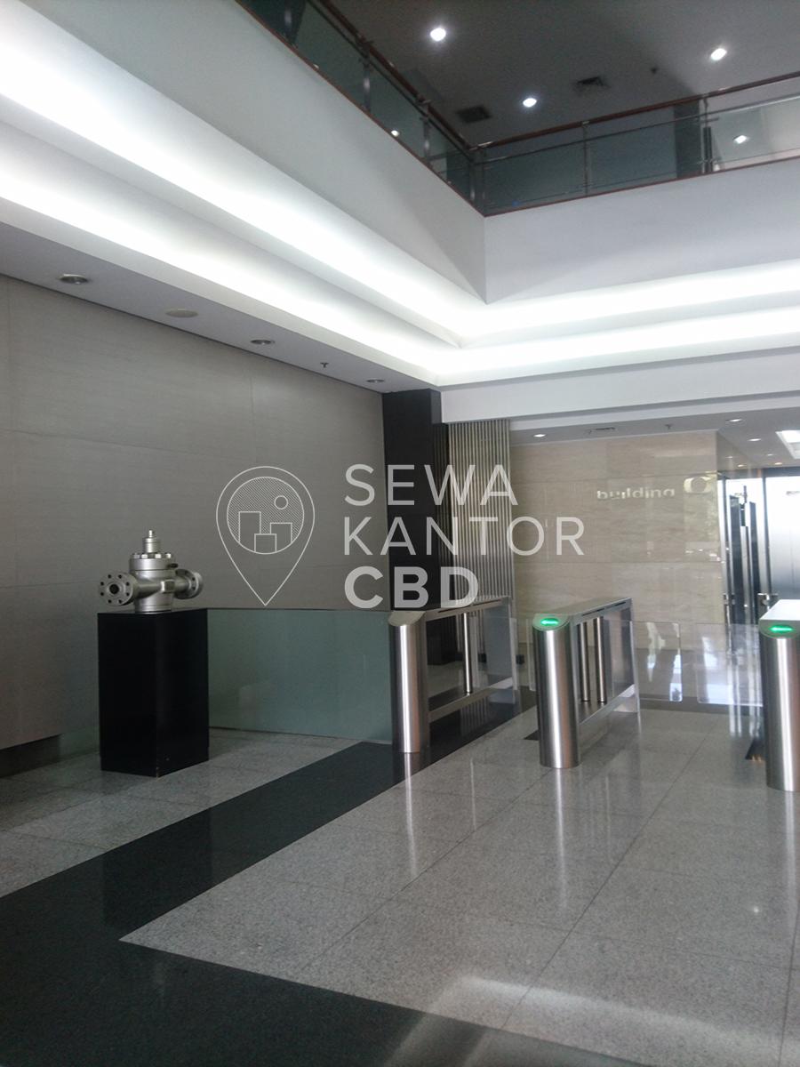 Sewa Kantor Gedung Beltway Office Park Tower C Jakarta Selatan Pasar Minggu TB Simatupang Jakarta Interior 1