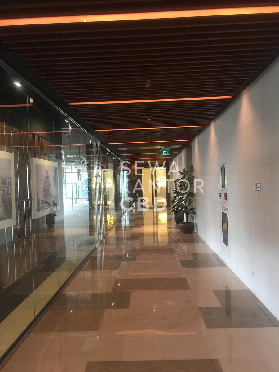 Sewa Kantor Gedung CIBIS Nine Jakarta Selatan Pasar Minggu TB Simatupang Jakarta Interior 6