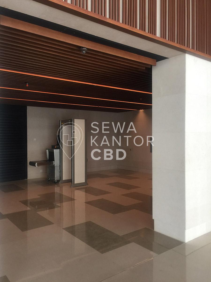 Sewa Kantor Gedung CIBIS Nine Jakarta Selatan Pasar Minggu TB Simatupang Jakarta Interior 8