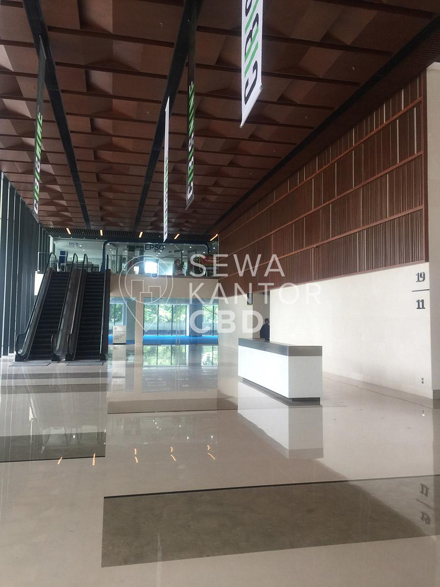Sewa Kantor Gedung CIBIS Nine Jakarta Selatan Pasar Minggu TB Simatupang Jakarta Interior 4