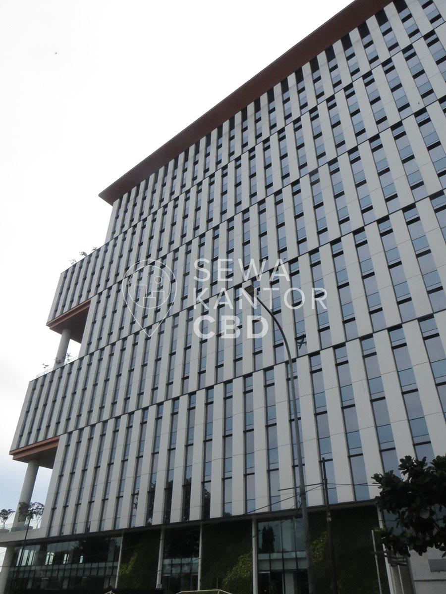Sewa Kantor Gedung CIBIS Nine Jakarta Selatan Pasar Minggu TB Simatupang Jakarta Exterior 0