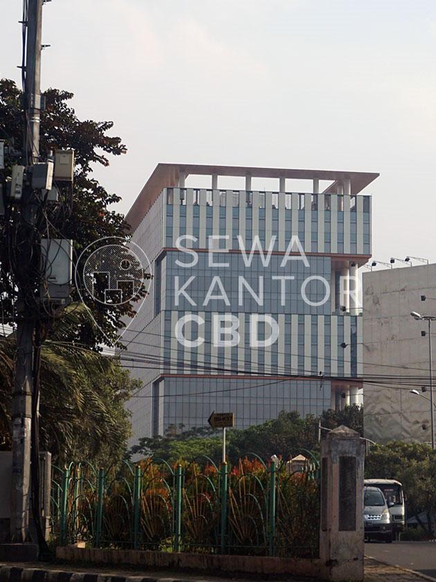 Sewa Kantor Gedung CIBIS Nine Jakarta Selatan Pasar Minggu TB Simatupang Jakarta Exterior 7