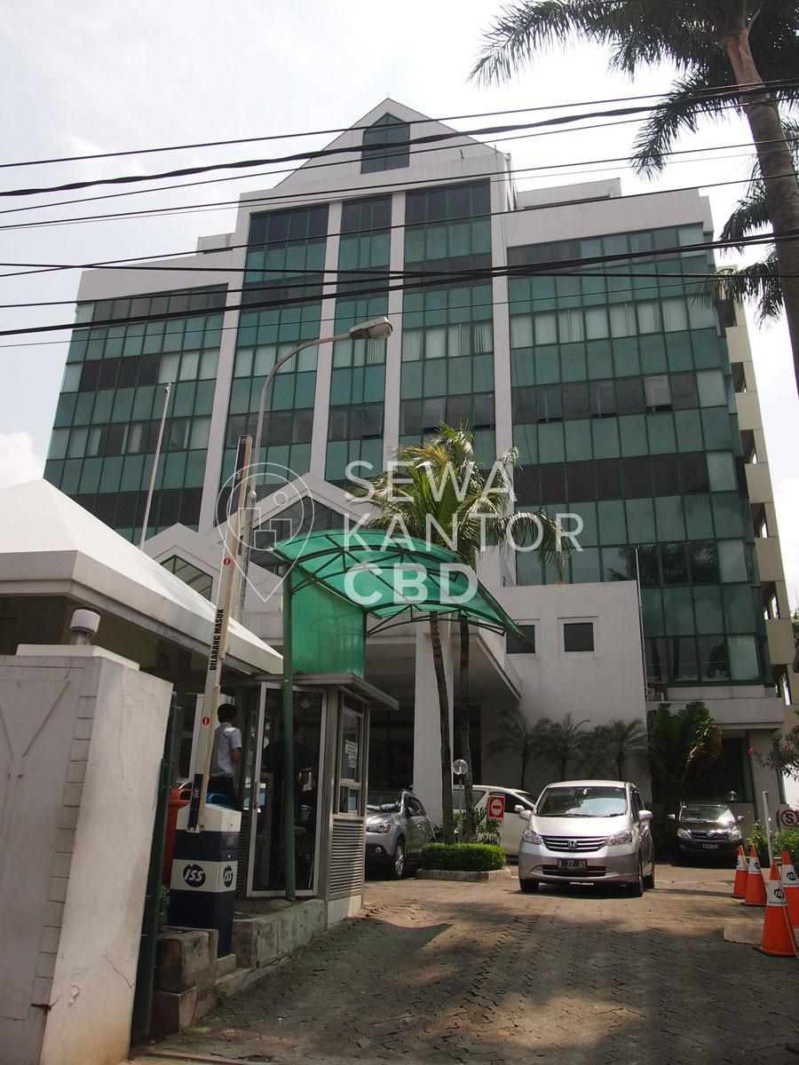Sewa Kantor Gedung Gedung Ventura Jakarta Selatan  TB Simatupang Jakarta Exterior 0