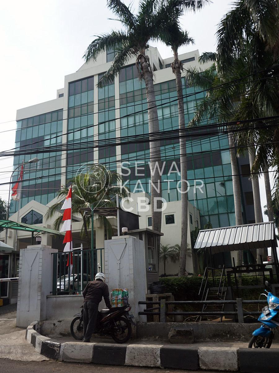 Sewa Kantor Gedung Gedung Ventura Jakarta Selatan  TB Simatupang Jakarta Exterior 3