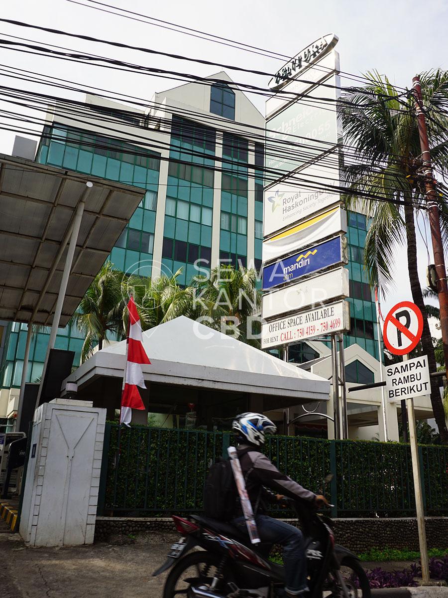 Sewa Kantor Gedung Gedung Ventura Jakarta Selatan  TB Simatupang Jakarta Exterior 1