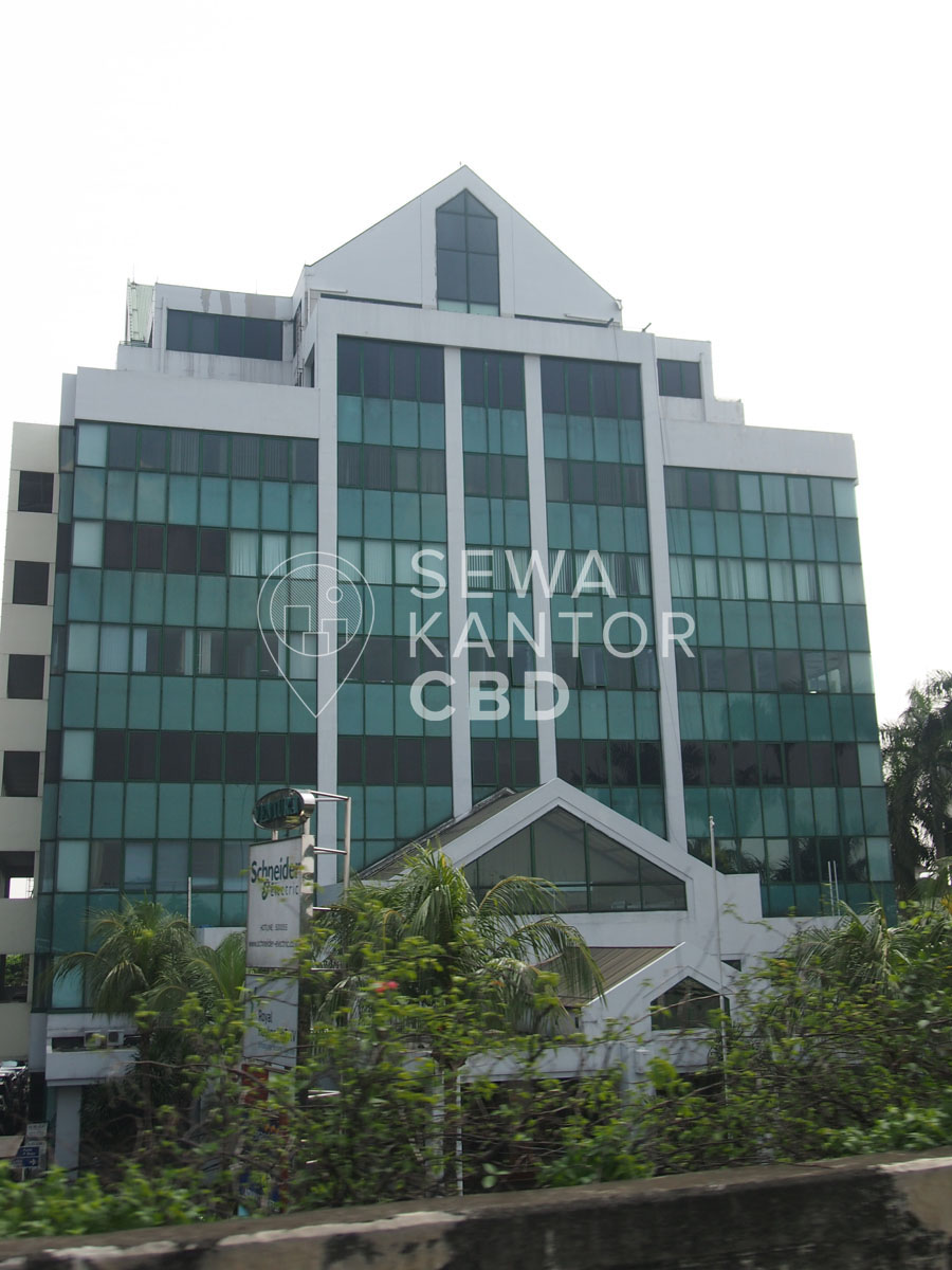 Sewa Kantor Gedung Gedung Ventura Jakarta Selatan  TB Simatupang Jakarta Exterior 2