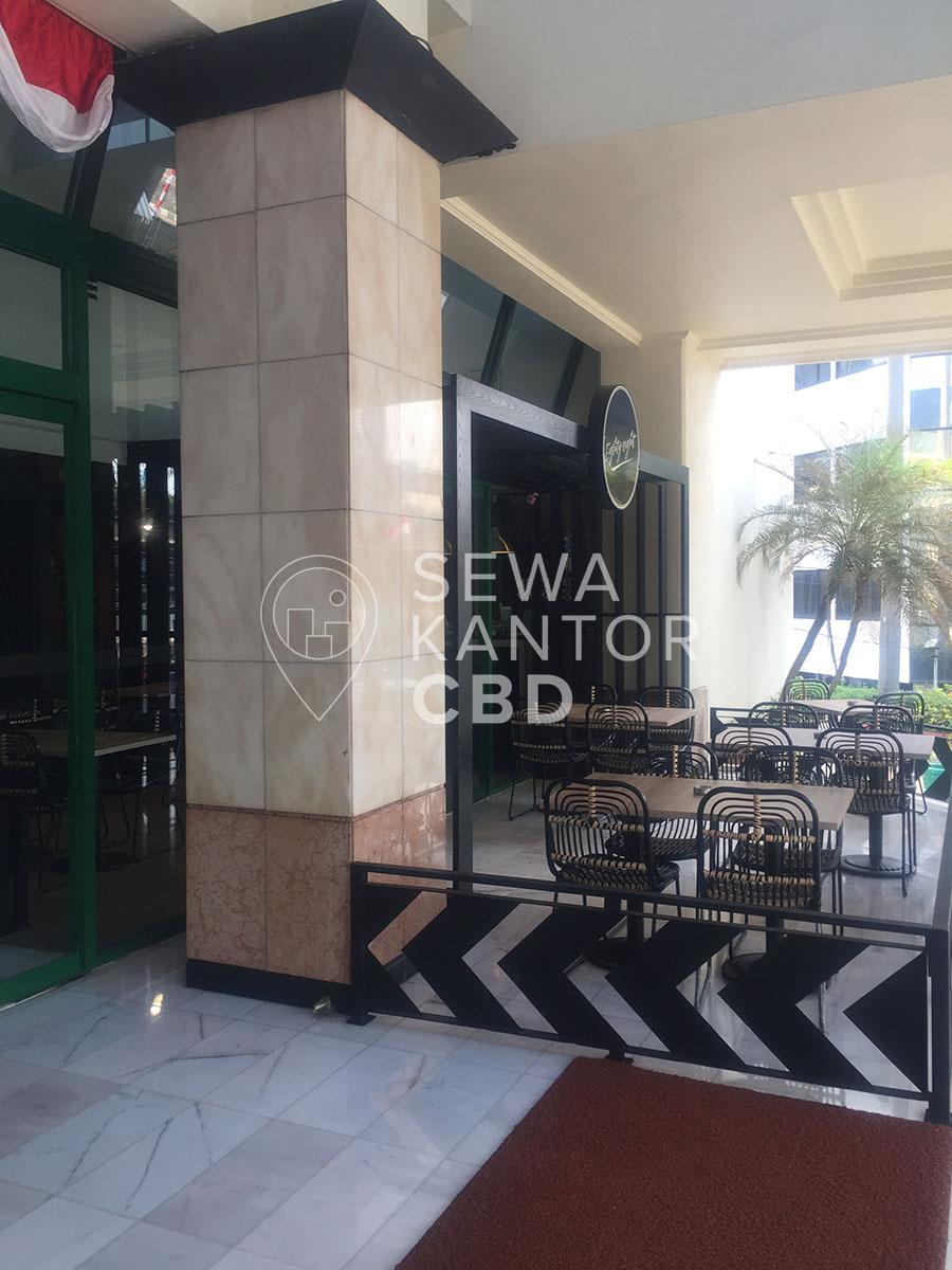 Sewa Kantor Gedung Gedung Ventura Jakarta Selatan  TB Simatupang Jakarta Interior 11