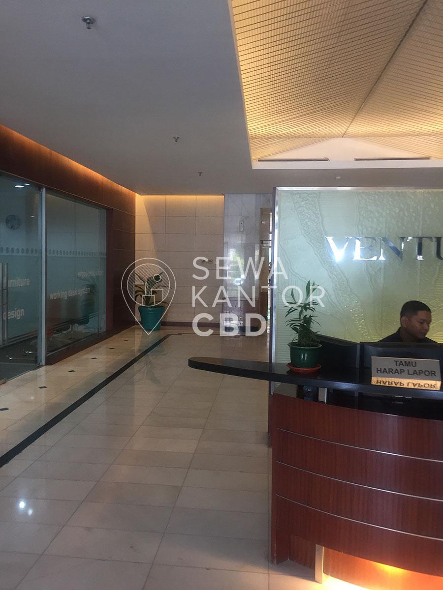 Sewa Kantor Gedung Gedung Ventura Jakarta Selatan  TB Simatupang Jakarta Interior 9