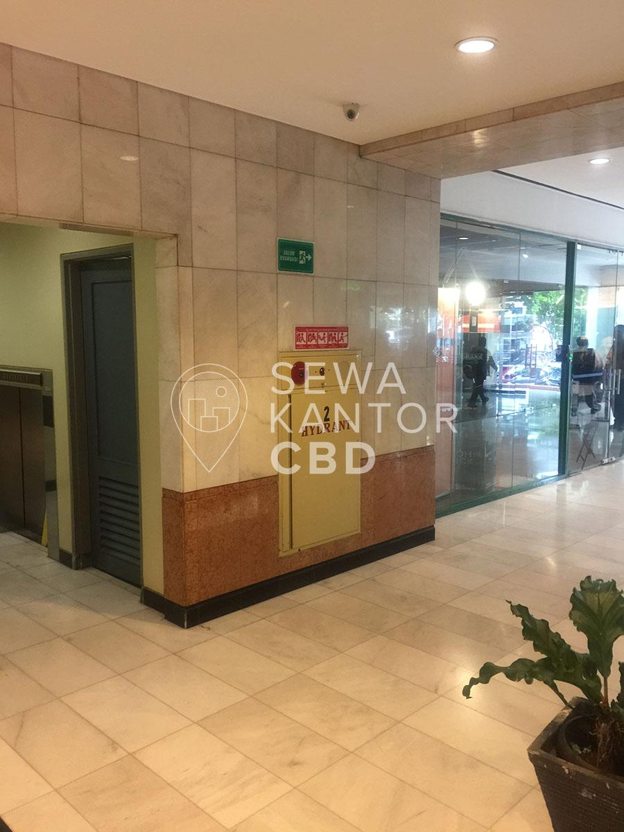 Sewa Kantor Gedung Gedung Ventura Jakarta Selatan  TB Simatupang Jakarta Interior 5