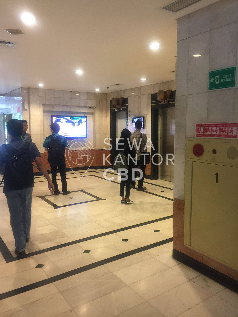 Sewa Kantor Gedung Gedung Ventura Jakarta Selatan  TB Simatupang Jakarta Interior