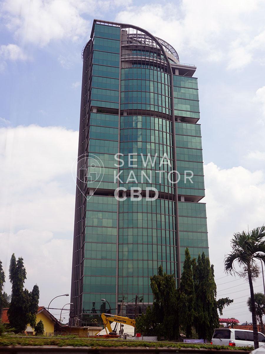 Sewa Kantor Gedung GKM Tower Jakarta Selatan Jagakarsa TB Simatupang Jakarta Exterior 0