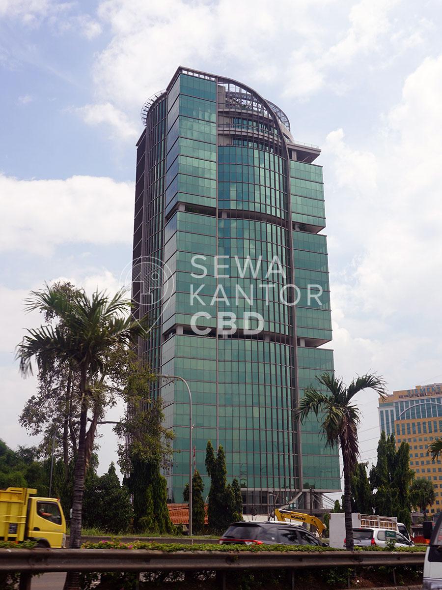Sewa Kantor Gedung GKM Tower Jakarta Selatan Jagakarsa TB Simatupang Jakarta Exterior 1
