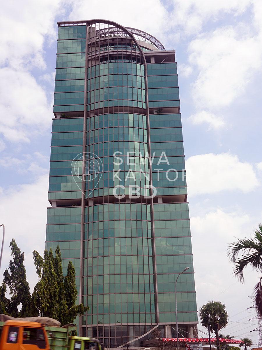 Sewa Kantor Gedung GKM Tower Jakarta Selatan Jagakarsa TB Simatupang Jakarta Exterior 3