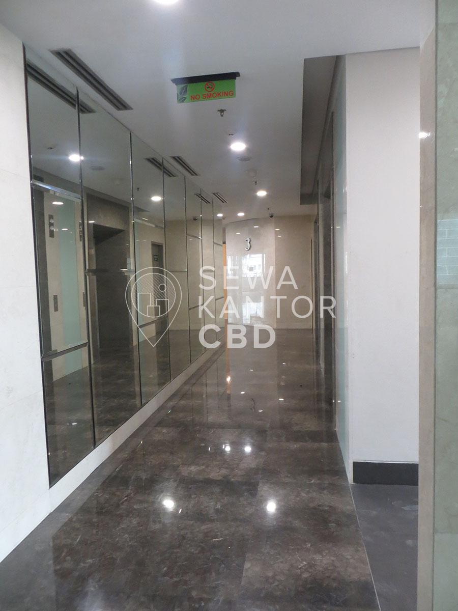 Sewa Kantor Gedung GKM Tower Jakarta Selatan Jagakarsa TB Simatupang Jakarta Interior 19