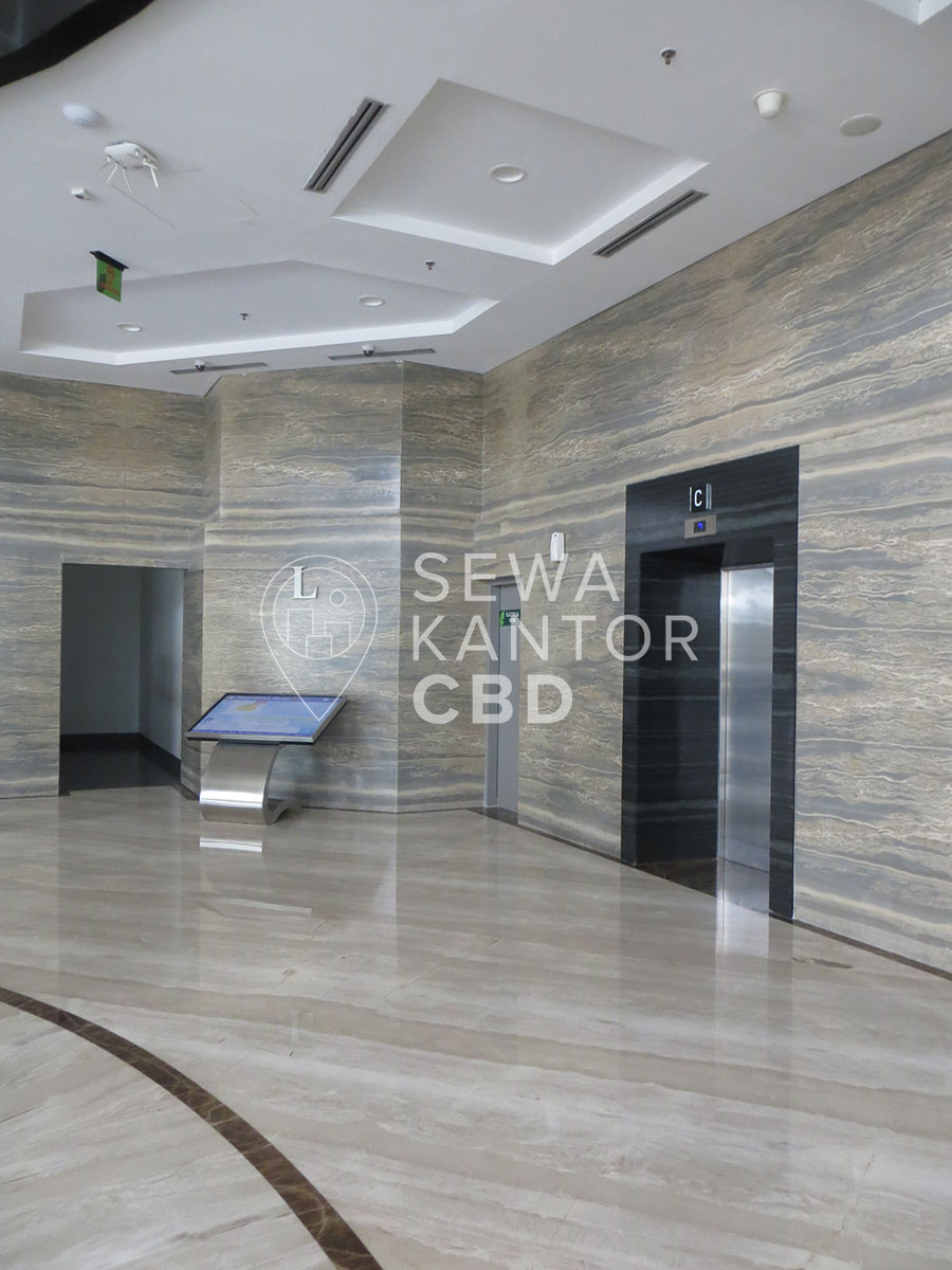 Sewa Kantor Gedung GKM Tower Jakarta Selatan Jagakarsa TB Simatupang Jakarta Interior 17