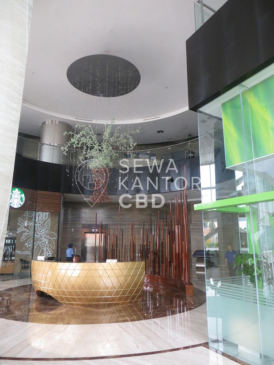 Sewa Kantor Gedung GKM Tower Jakarta Selatan Jagakarsa TB Simatupang Jakarta Interior 11
