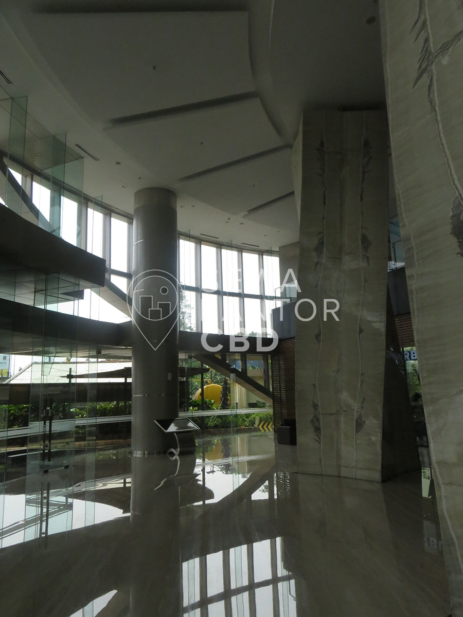 Sewa Kantor Gedung GKM Tower Jakarta Selatan Jagakarsa TB Simatupang Jakarta Interior 9