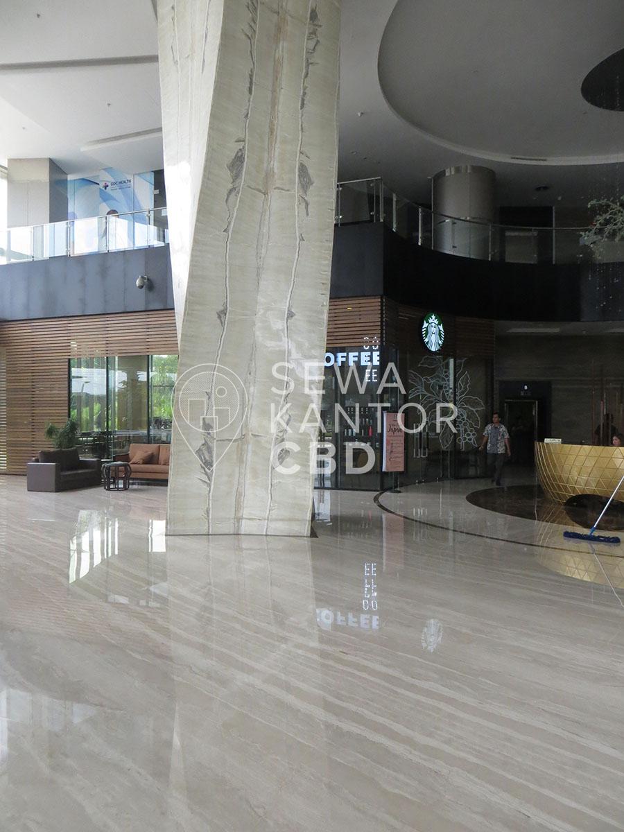 Sewa Kantor Gedung GKM Tower Jakarta Selatan Jagakarsa TB Simatupang Jakarta Interior 8