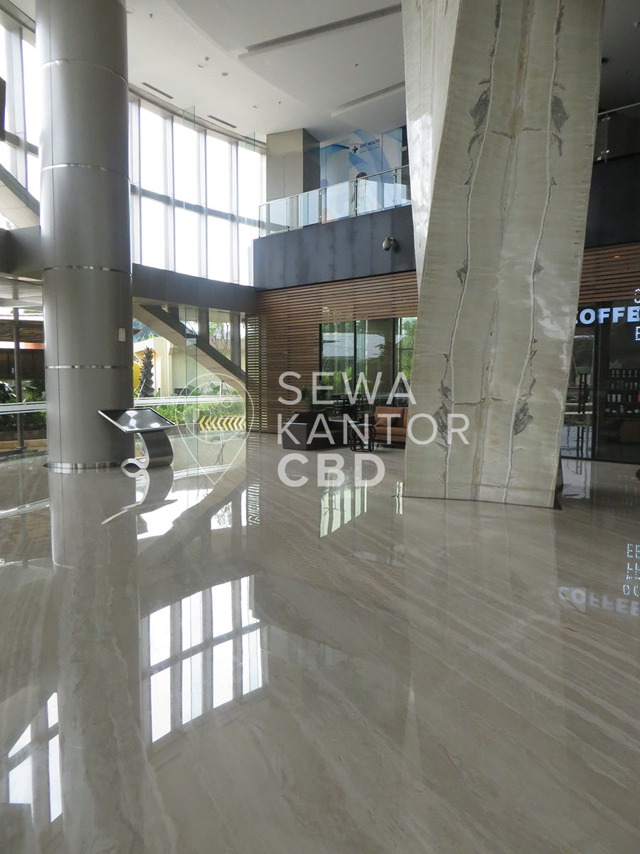 Sewa Kantor Gedung GKM Tower Jakarta Selatan Jagakarsa TB Simatupang Jakarta Interior 6