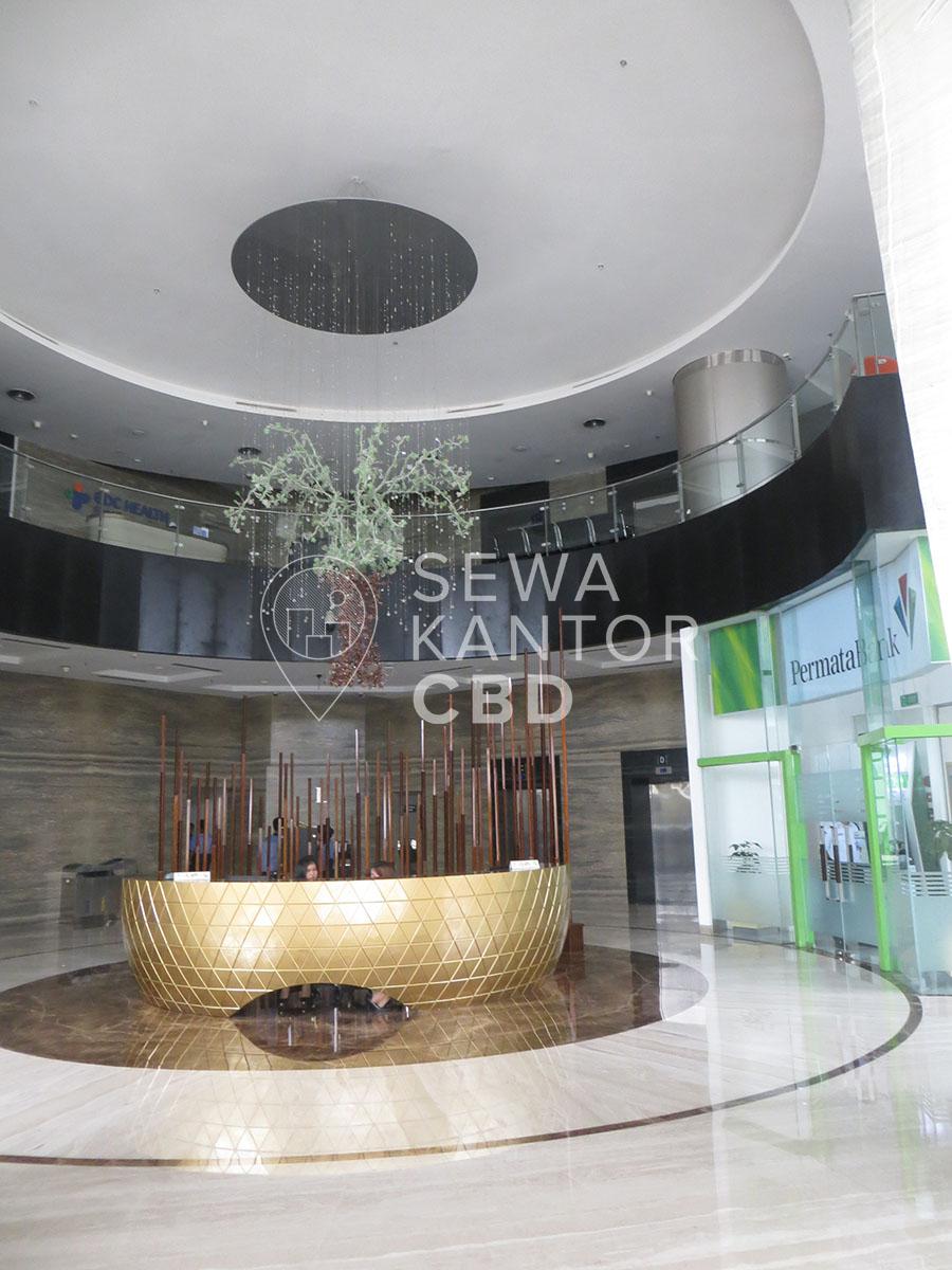 Sewa Kantor Gedung GKM Tower Jakarta Selatan Jagakarsa TB Simatupang Jakarta Interior 1