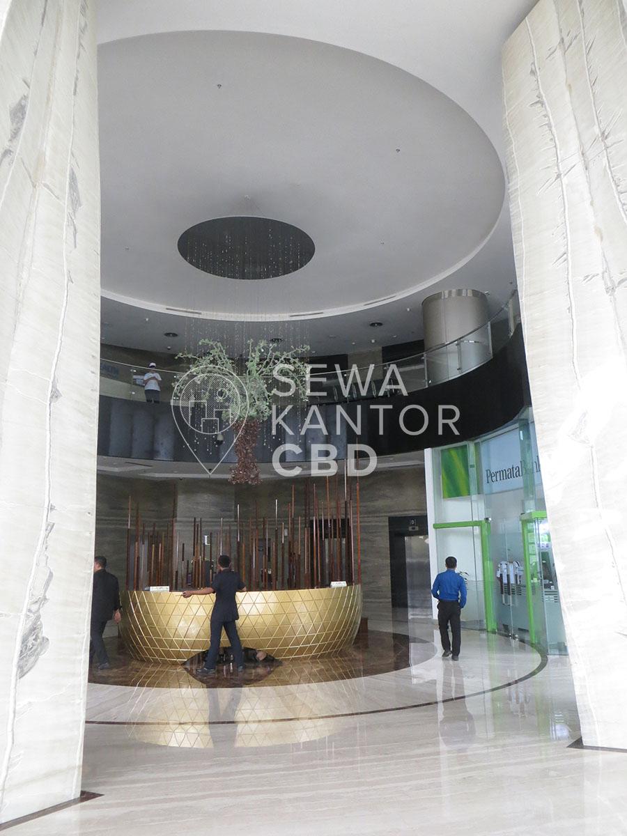 Sewa Kantor Gedung GKM Tower Jakarta Selatan Jagakarsa TB Simatupang Jakarta Interior 4
