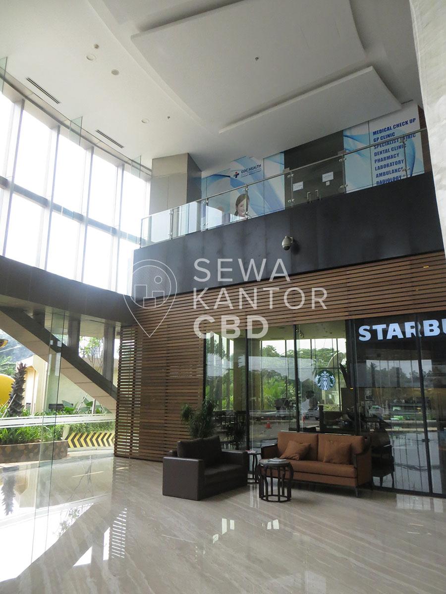 Sewa Kantor Gedung GKM Tower Jakarta Selatan Jagakarsa TB Simatupang Jakarta Interior 3